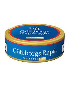 Göteborgs Rapé Slim White Dry Chew