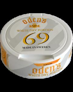 Oden's 69, White Portion