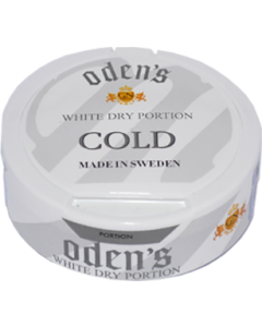 Oden's Cold, White Portion