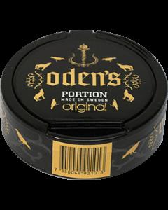 Oden's Original, Portion