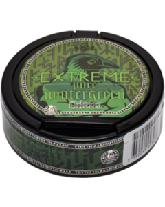 Oden's Pure Wintergreen Extreme, Portion