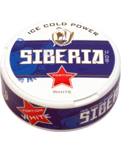 Siberia Ice Cold Power, White Portion