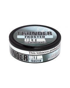 Thunder Ultra Frosted (RAW) Chew