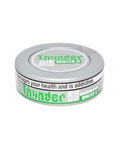 Thunder Wintergeen Slim White Dry Chew