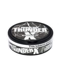 Thunder X White Dry Extremely Strong Chew