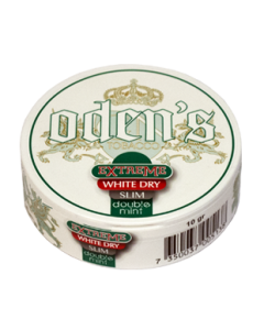 Oden's Doublemint Extreme, White Slim Portion
